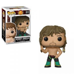ROH: Bullet Club - Kenny Omega Pop Vinyl Figure