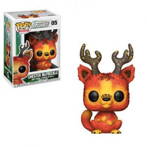 Wetmore Forest: Chester McFreckle Pop Vinyl Figure