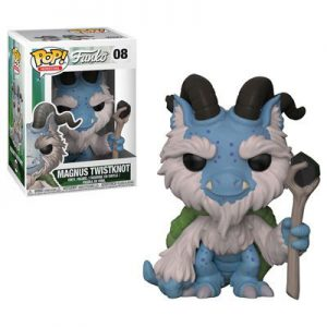 Wetmore Forest: Magnus Twistknot Pop Vinyl Figure