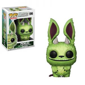 Wetmore Forest: Picklez McFreckle Pop Vinyl Figure