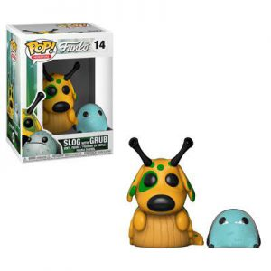 Wetmore Forest: Slog w/ Buddy Grub Pop Vinyl Figure