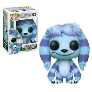 Wetmore Forest: Snuggle-Tooth Pop Vinyl Figure