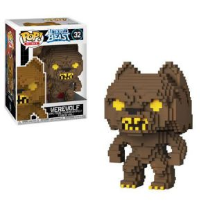 Altered Beasts: Werewolf (Greek Warrior) 8-Bit Pop Vinyl Figure