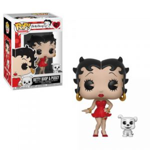 Betty Boop: Betty w/ Pudgy Pop & Buddy Vinyl Figure