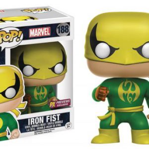 Iron Fist: Iron Fist PX POP Vinyl Figure