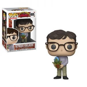 Little Shop of Horrors: Seymour w/ Audrey II Pop Vinyl Figure