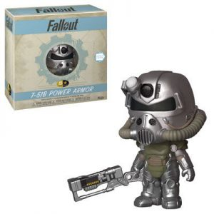 Fallout: T-51B Power Armor 5 Star Action Figure
