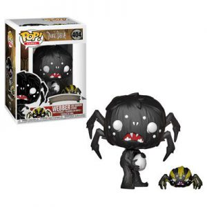 Don't Starve: Webber w/ Spider POP Vinyl Figure