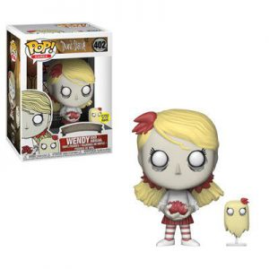 Don't Starve: Wendy w/ Abigail (GW) POP Vinyl Figure