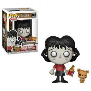 Don't Starve: Willow w/ Bernie POP Vinyl Figure