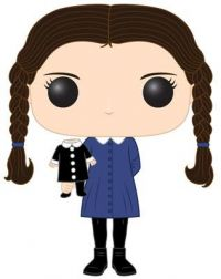 Addams Family: Wednesday Addams Pop Vinyl Figure