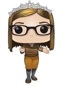 Big Bang Theory: Amy w/ Tiara Pop Vinyl Figure