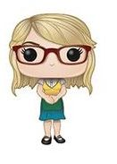 Big Bang Theory: Bernadette Pop Vinyl Figure
