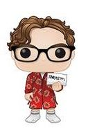Big Bang Theory: Leonard (Sarcasm) Pop Vinyl Figure
