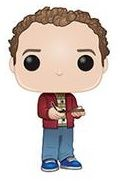 Big Bang Theory: Stuart Pop Vinyl Figure