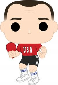 Forest Gump: Forrest Gump (Ping Pong Outfit) Pop Vinyl Figure