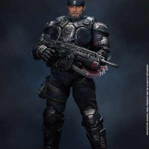 Gears of War: Marcus Fenix 1/12 Scale Action Figure