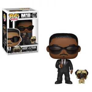 MIB: Agent J & Frank Pop & Buddy Vinyl Figure