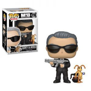 MIB: Agent K & Neeble Pop & Buddy Vinyl Figure