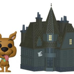 Scooby Doo: Scooby Doo & Haunted Mansion Pop Town Figure