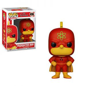 Simpsons: Homer (Radioactive Man) Pop Vinyl Figure