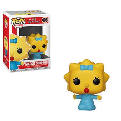 Simpsons: Maggie Pop Vinyl Figure