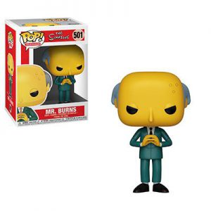 Simpsons: Mr. Burns Pop Vinyl Figure