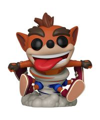 Crash Bandicoot: Crash (Attack) Pop Figure