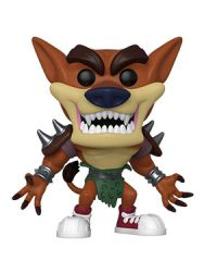 Crash Bandicoot: Tiny Tiger Pop Figure