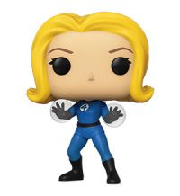 Fantastic Four: Invisible Girl Pop Figure