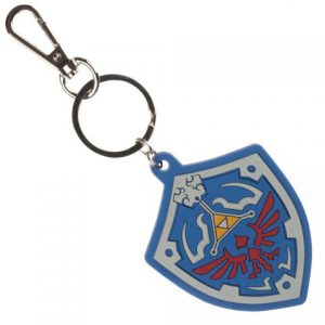 Key Chain: Zelda - Hylian Shield