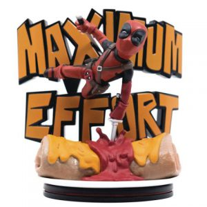 Deadpool: Maximum Effort Q-Fig Max Figure