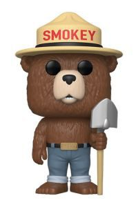 Ad Icons: Smokey the Bear Pop Figure