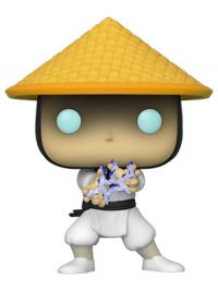Mortal Kombat: Raiden (Classic) Pop Figure