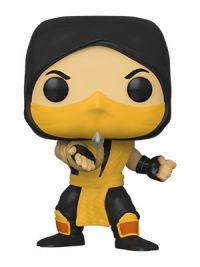Mortal Kombat: Scorpion (Classic) Pop Figure