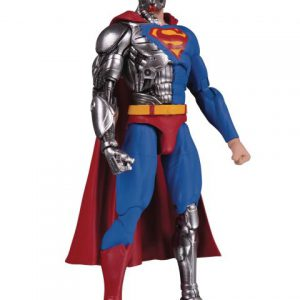 Superman: Cyborg Superman DC Essentials Action Figure