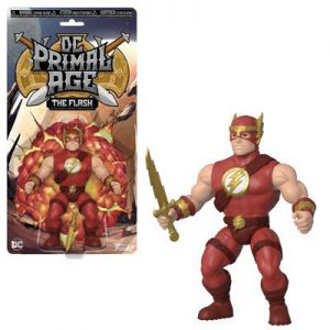 DC Primal Age: Flash Savage World Action Figure