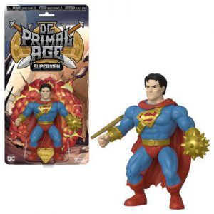 DC Primal Age: Superman Savage World Action Figure