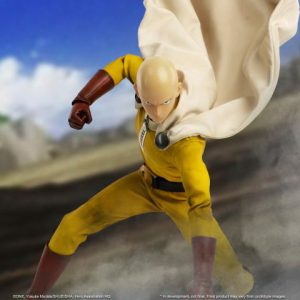 One-Punch Man: Saitama Season 2 (Deluxe) 1/6 Scale Action Figure