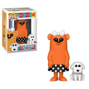 Ad Icons: Otter Pops - Little Orphan Orange Vinyl Figure