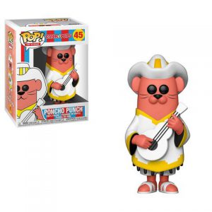 Ad Icons: Otter Pops - Poncho Punch Vinyl Figure