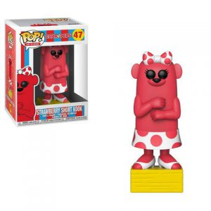 Ad Icons: Otter Pops - Strawberry Short Kook Vinyl Figure