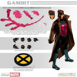 Marvel: Gambit One:12 Collective Action Figure
