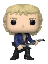 Pop Rocks: Def Leppard - Phil Collen Pop Figure