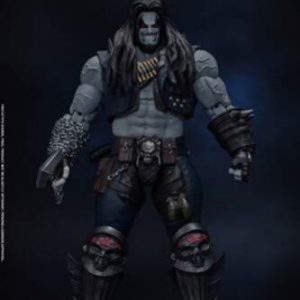 Lobo Injustice: Gods Among Us, Storm Collectibles 1/12 Action Figure