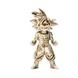 DZ-09: Super Saiyan God Son Goku Dragon Ball Super, Bandai Absolute Chogokin