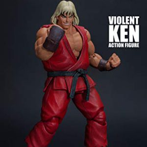 Violent Ken Ultra Street Fighter II: The Final Challengers, Storm Collectibles 1/12 Action Figure