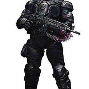 Marcus Fenix Gears of War, Storm Collectibles 1:12 Action Figure