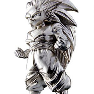 DZ-08 Super Saiyan 3 Son Goku Dragon Ball Z, Bandai Absolute Chogokin