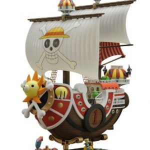 Thousand Sunny New World ver, Bandai One Piece